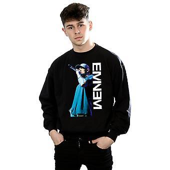 Eminem Men's Mic Pose Sweatshirt