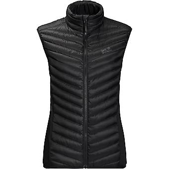 Jack Wolfskin Womens Atmosphere Vest Black (Small)