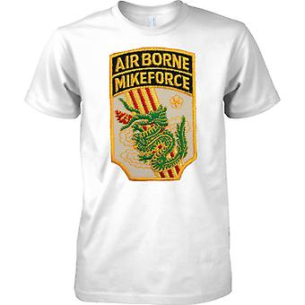 Airborne Mike forza MACV-SOG delle forze speciali - 5th - Vietnam - Kids T Shirt