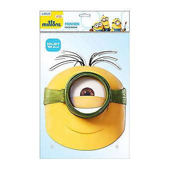 Despicable Me Official Minions Au Naturel Face Mask