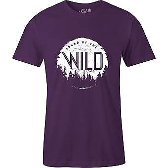 The Level Collective Sound Of The Wild Short Sleeve T-Shirt