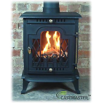 CASTMASTER Blenheim Cast Iron Log brander hout branden - Multifuel kachel CM011