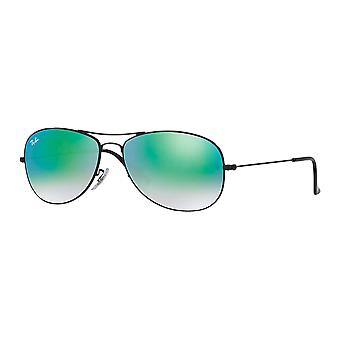 Ray - Ban Cockpit Large mirrored gradient Green
