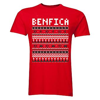 Benfica Christmas T-Shirt (Red)