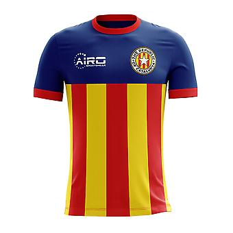 2017-2018 Catalunya Home Concept Football Shirt
