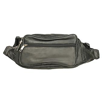 Mens Charles Smith Bum Bag 1446 - Black Synthetic - One Size