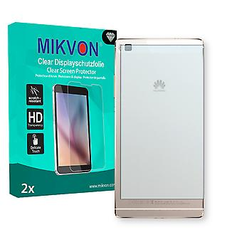 Huawei P8 invertire Screen Protector - Mikvon Clear (Retail Package con accessori)