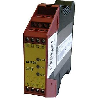 Safety relay 1 pc(s) SAFE CM Riese Operating voltage: 24 Vdc