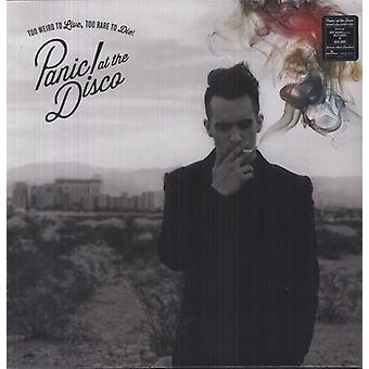 Panic at the Disco - Too Weird to Live Too Rare to Die! [Vinyl] USA import