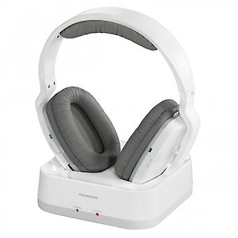 THOMSON WHP3311 Wireless Earphone White over-ear 100 m
