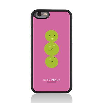 Call Candy Apple iPhone 7 Novelty Character Easy Peasy 2D Printed Case