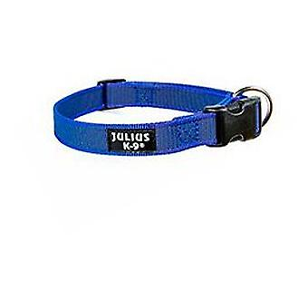 Julius K9 Collar Color & Gray IDC azul 25 mm