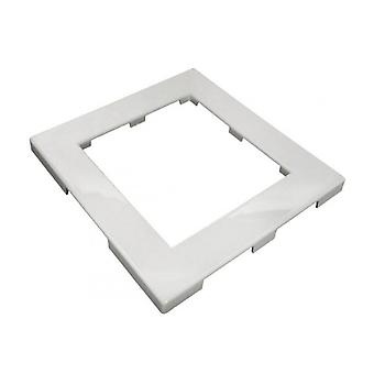 Waterway 519-3090B ABS Front Access Trim Plate - White 519-3090B