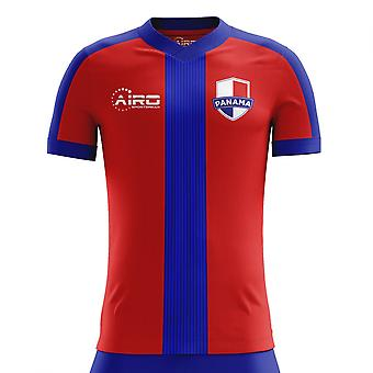 2018-2019 Panama Home Concept Football Shirt (Kids)