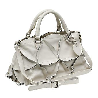 Burgmeister ladies handbag T221-116 leather stone