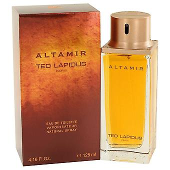Altamir Eau De Toilette Spray By Ted Lapidus