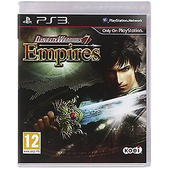 Dynast Warriors 7 Empires (PS3)