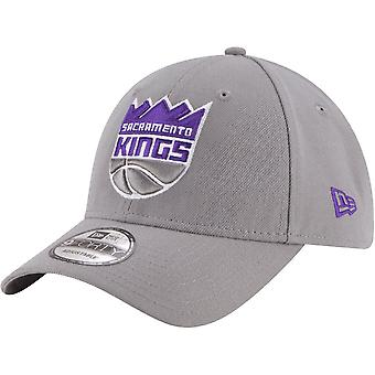 New era 9Forty Cap - NBA LEAGUE Sacramento Kings grey