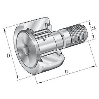 INA KR62-PP-A Stud Type Laufrolle