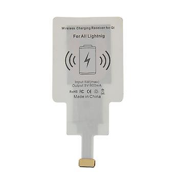 QI 8Pin Ladepad pad Wireless carga indutiva de carregamento para Apple iPhone 7 6S 6 5S 5 5