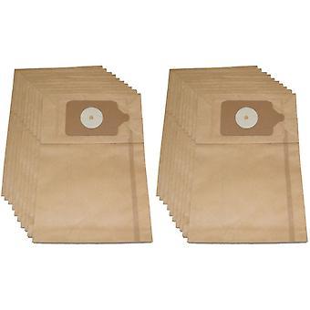 NVM-1CH aspirador sacos de pó de papel (Pack de 20)