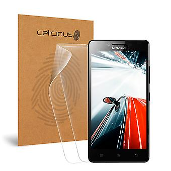 Celicious Matte Anti-Glare Screen Protector for Lenovo A6000 Plus [Pack of 2]