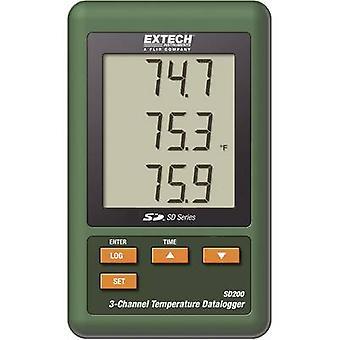 Extech SD200 Temperature Data Logger