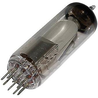 Vacuum tube EM 80 = 6 BR 5 = 6 E 1 Balance level display 250 V 0.37 mA Number of pins: 9 Base: Noval Content 1 pc(s)
