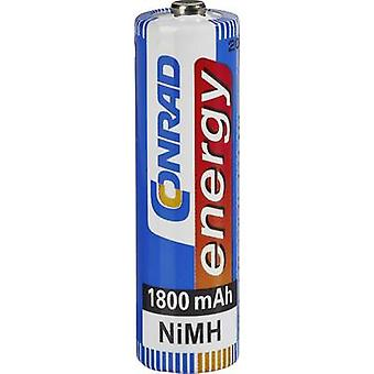 Conrad energy HR06 AA battery (rechargeable) NiMH 1800 mAh 1.2 V 1 pc(s)