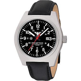 Reloj acero interceptor de KHS KHS. CEIN. L