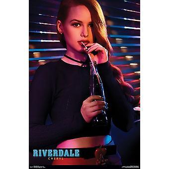 Riverdale - Cheryl plakatutskrift