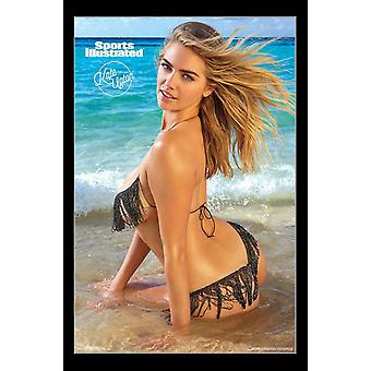 Sports Illustrated - Kate Upton 18 Poster Print