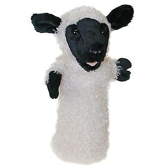Die Puppet Company Langarm weiße Schafe
