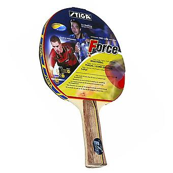 Stiga Hobby Pimple Table Tennis Bat
