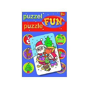 Deltas puzzel fun Kerst