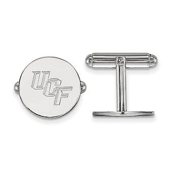 NCAA Sterling Silver University of Central Florida Cuff Links