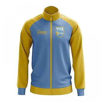 Tuva konceptet fotboll Track Jacket (Sky)