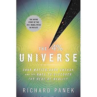 Das Universum von 4 Prozent von Richard Panek - 9780547577579 Buch