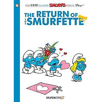 The Return of the Smurfette by Peyo - 9781597072939 Book