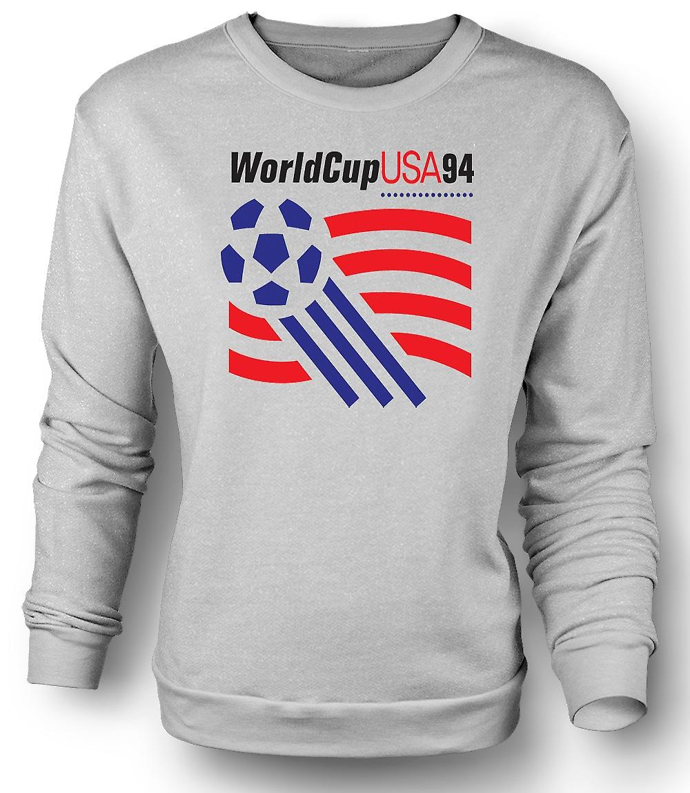 Mens Sweatshirt Coupe du monde USA 94 - Soccer Football