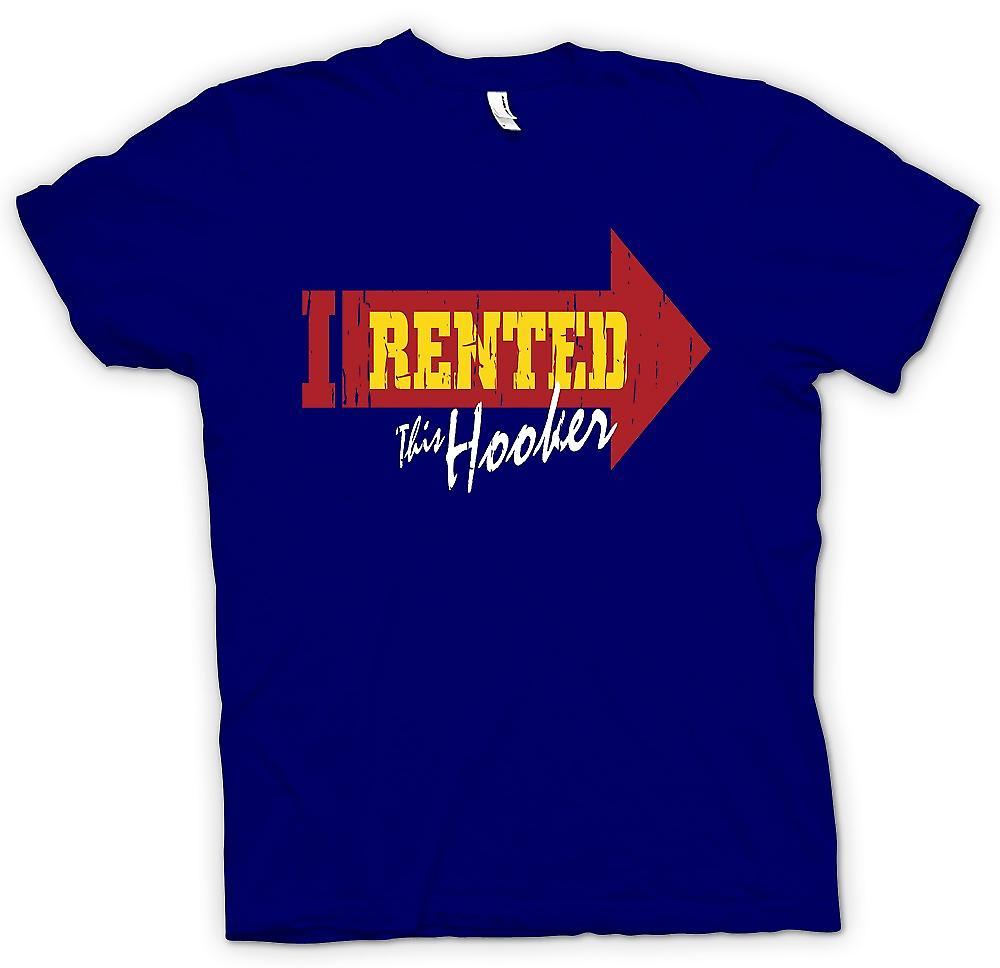 Mens T-shirt - j'ai loué ce Hooker - drôle de plaisanterie