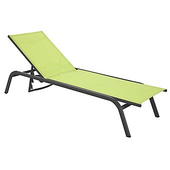 Outdoor Living Ligbed Colour lime groen