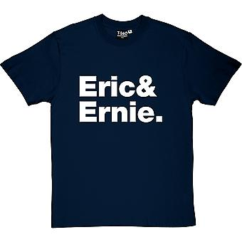 Eric and Ernie Line-Up Men's T-Shirt