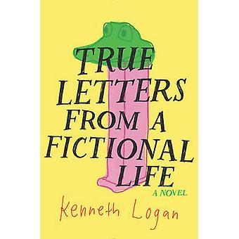 True brev fra en fiktiv livet av Kenneth Logan - 9780062380258 B