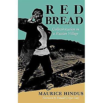 Rode brood: Collectivisering in een Russisch dorp (een boek van Midland)