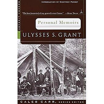 Personal Memoirs (Modern Library)