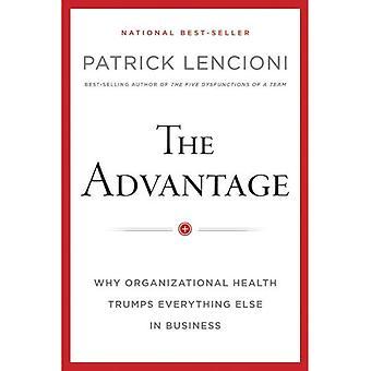 Fördelen: Varför organisatorisk hälsa övertrumfar allt annat i Business
