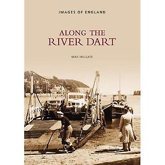 Langs floden Dart (billeder af England)