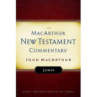 James (MacArthur Nya testamentets kommentar serien)