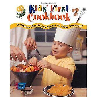 Kids erstes Kochbuch: Delicious nahrhaften Leckereien zum Selbermachen!